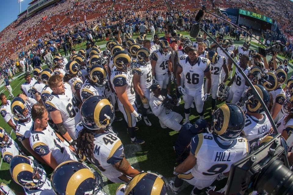 Is the NFC West the loudest place to be?
