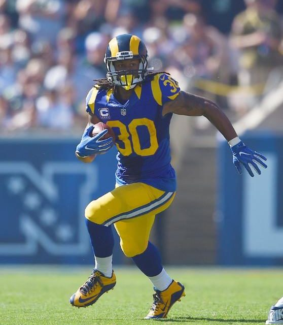 Slowly but Gurley- The LA Rams trending up