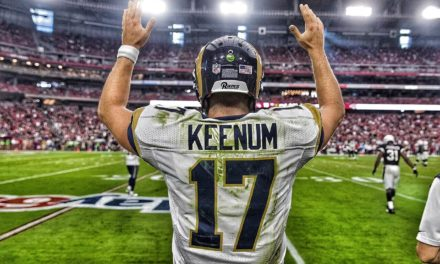 Keenum continues to prove his worth