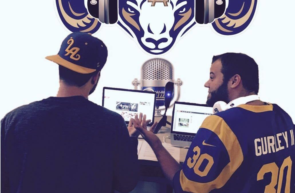Rams Podcast – Episode #38 Free Agent Analysis, Goff Offseason work
