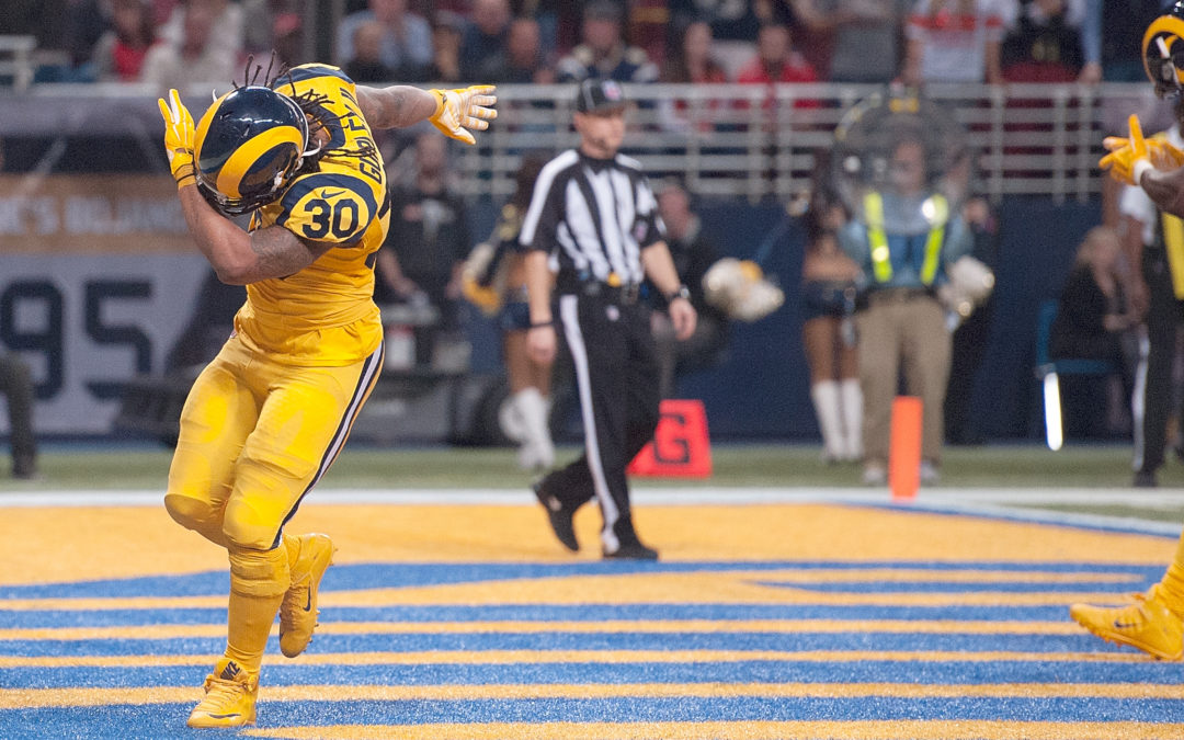Episode #44 – Social Questions, Todd Gurley's new offensive approach