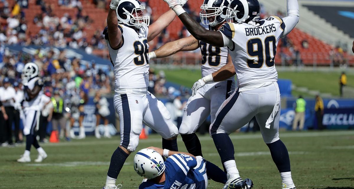 Rams Podcast Episode 53 -Rams top the NFC west, roster updates & a look ahead to week 2 vs the Redskins