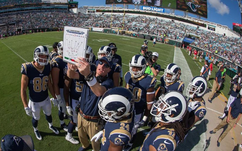 Episode #58! Game Balls, Complaint Forms, Rams are #3 in Power Rankings!